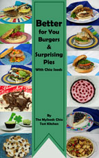 Better for you Burgers & Surprising Pies Cover