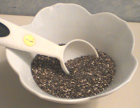 Chia Seed Bowl & Measure