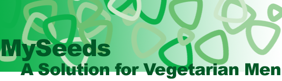 Vegetarian Men Protein Solution Header