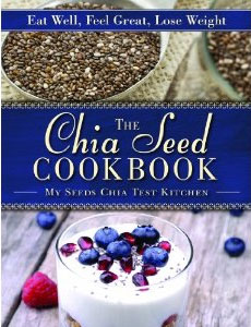 Hardcover Chia Seed Cookbook Photo